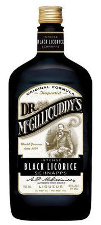 Dr Mcgillicuddys Schnapps Black Licorice